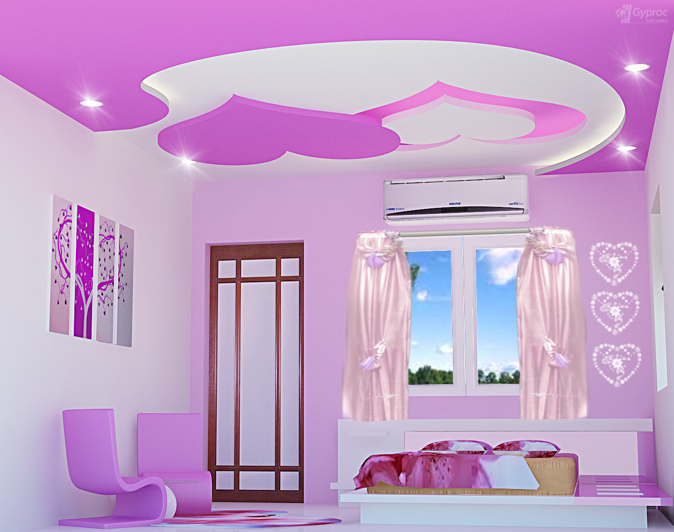 False Celining Designs And Services Ceiling Designs