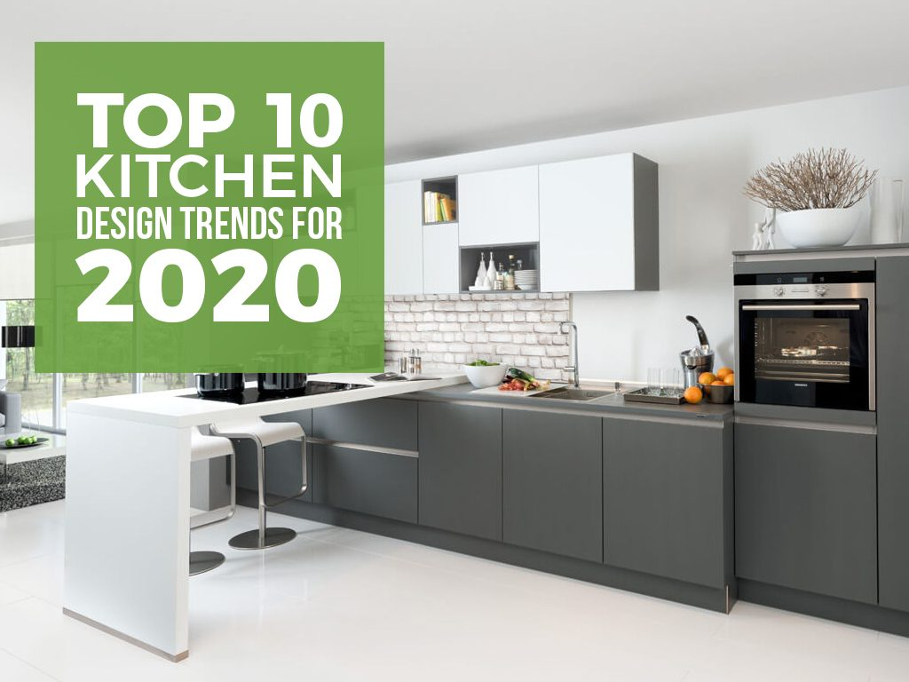 2020 Kitchen Trends.What Kitchen Design Trends Are Opt For New Year Top 10