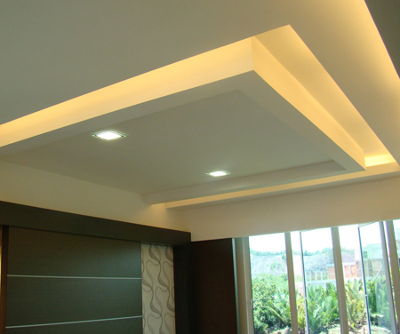 Plaster of Paris Ceiling
