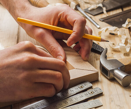 Woodwork services